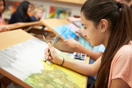 Perseverance Is An Important Skill That You Can Acquire Through Art Classes