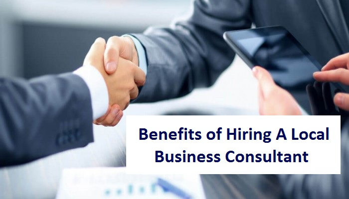 What Are the Advantages of Hiring a Business Consultant?